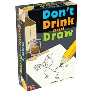 DONT DRINK AND DRAW | Toyworld Frankston | Toyworld Frankston