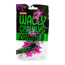 SCHYLLING - WALLY CRAWLY ZOMBIES