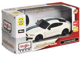 MAISTO RC 1:24 FORD SHELBY GT-350 | MAISTO | Toyworld Frankston