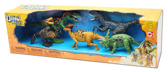 DINO VALLEY DINOSAUR GROUP SET