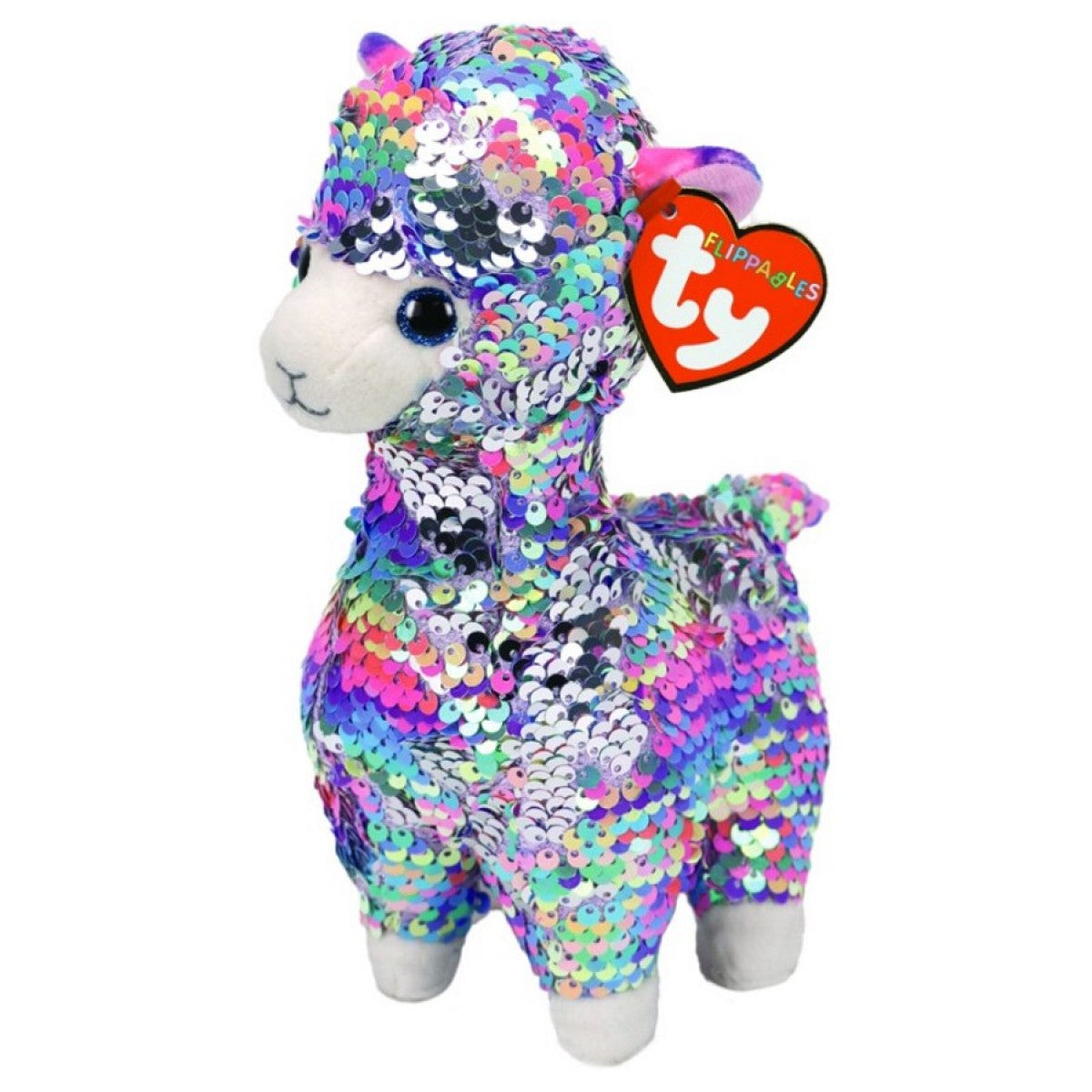 BEANIE BOO SEQUIN MEDIUM - LOLA