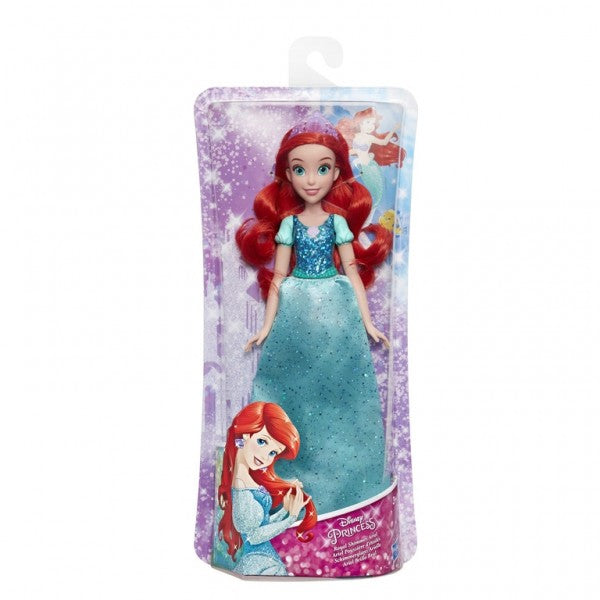 DISNEY PRINCESS ROYAL SHIMMER DOLL - ARIEL