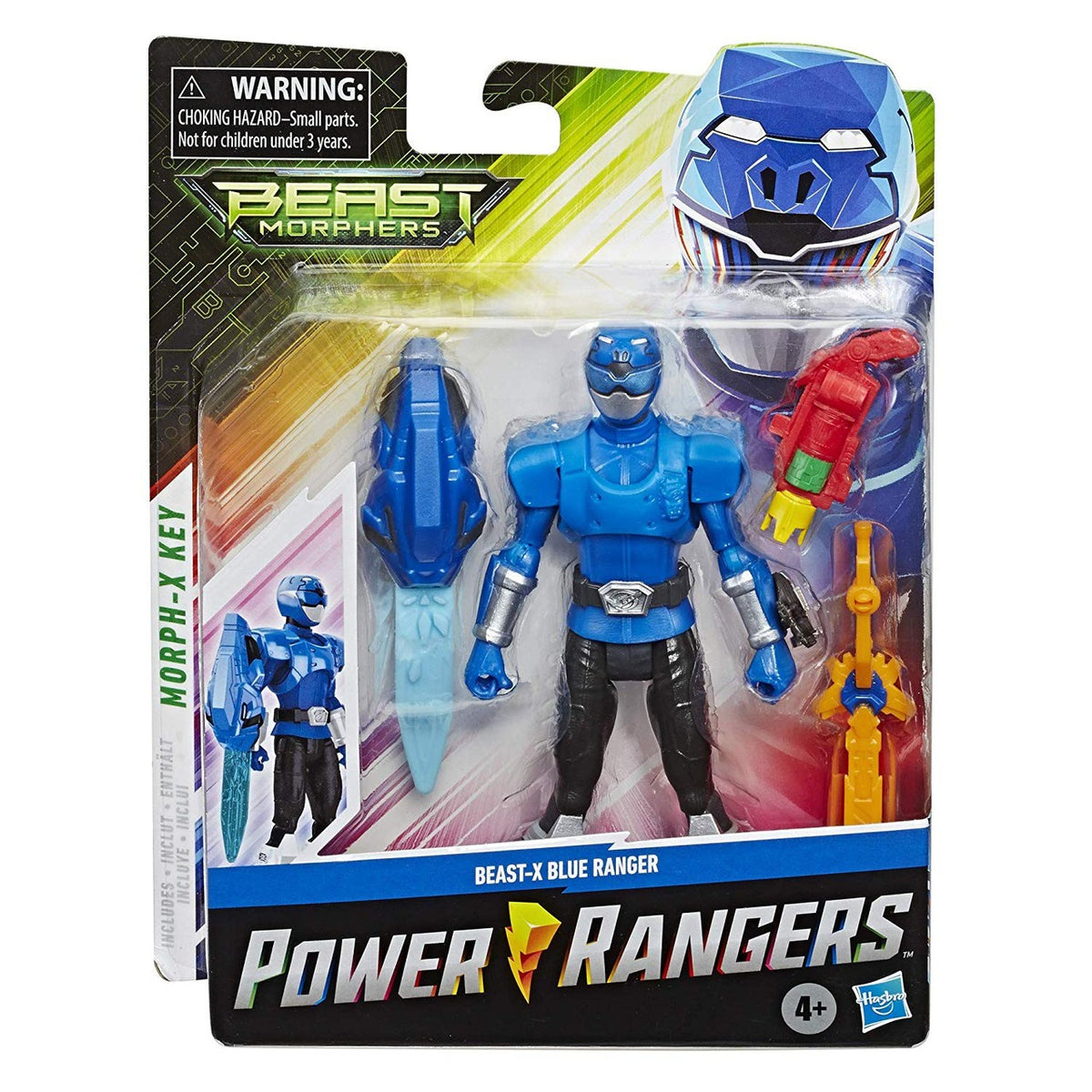 POWER RANGERS BLUE RANGER BEAST X MODE | Toyworld Frankston | Toyworld Frankston