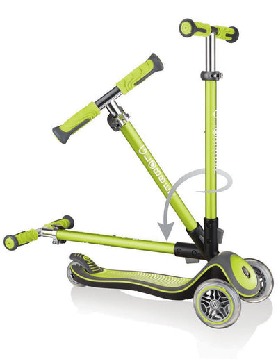 GLOBBER ELITE DELUXE LIME GREEN | Toyworld Frankston | Toyworld Frankston