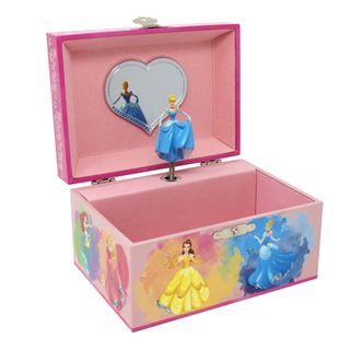 DISNEY PRINCESS MEDIUM MUSIC BOX