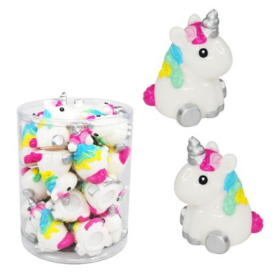 PINK POPPY UNICORN SCENTED LIP BALM
