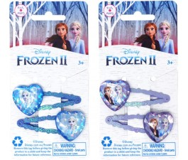 FROZEN 2 GLITTER ICE GEM SNAP HAIRCLIP