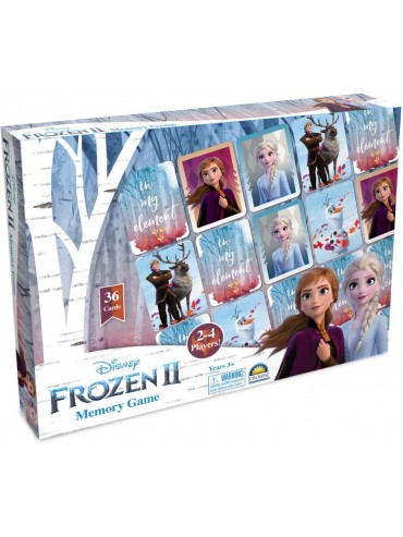 FROZEN 2 MEMORY GAME | FROZEN | Toyworld Frankston