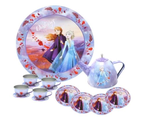 FROZEN 2 MY DESTINY'S CALLING TEA SET