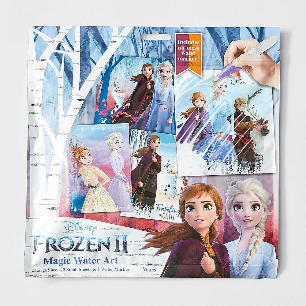 FROZEN 2 WATER ART SET | Toyworld Frankston | Toyworld Frankston