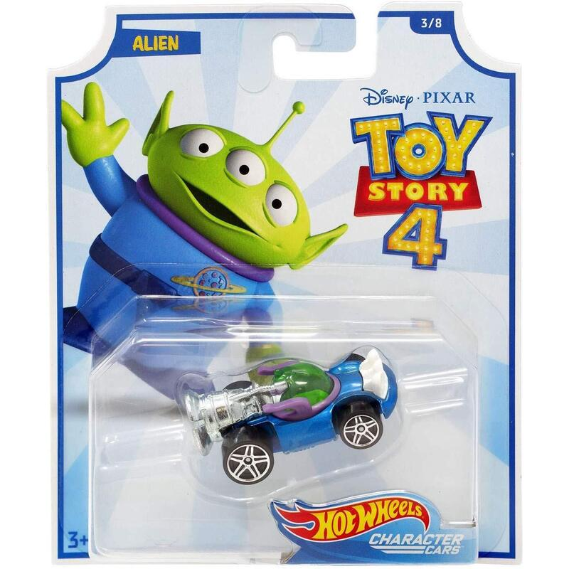 HOT WHEELS TOY STORY - ALIEN