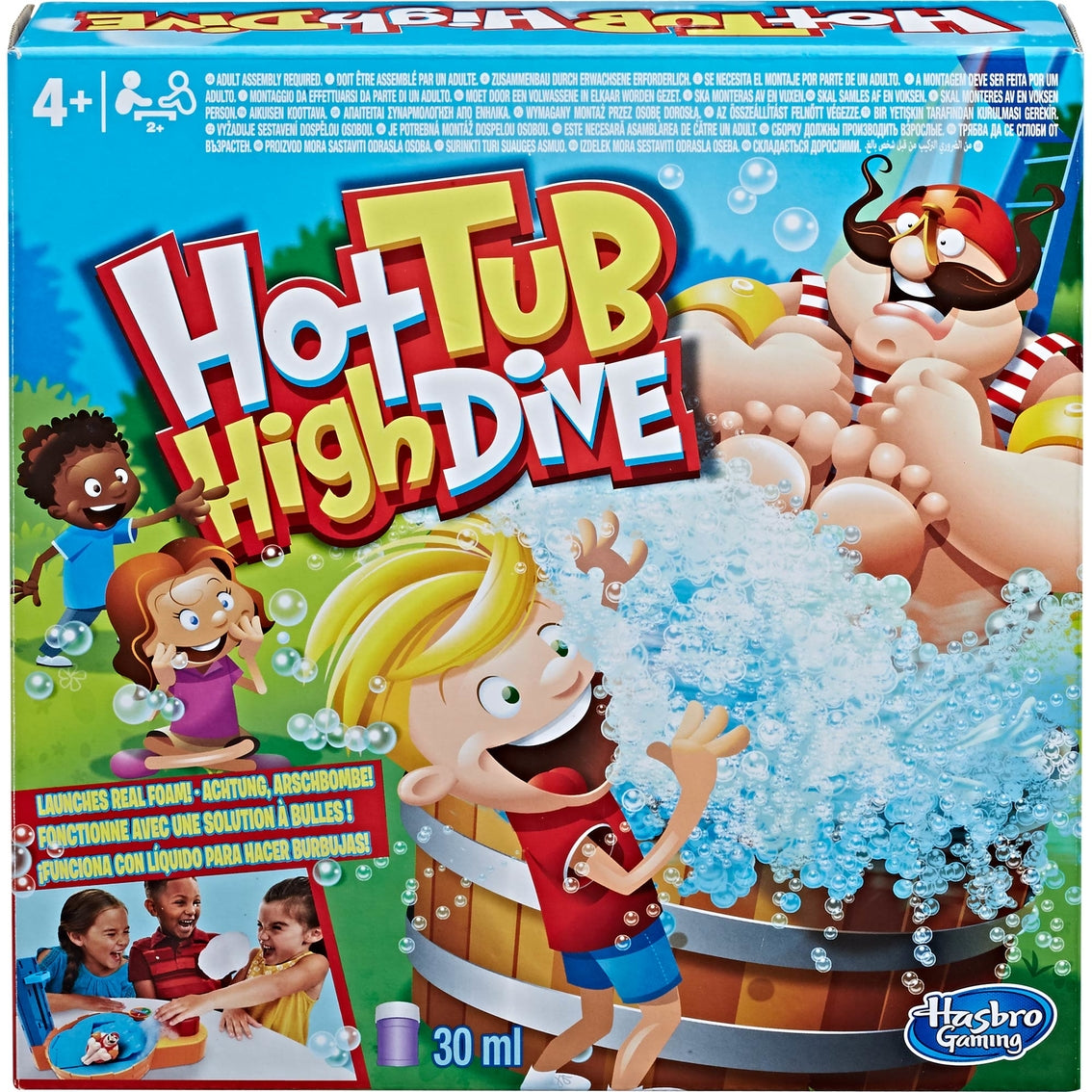 HOT TUB HIGH DIVE | Toyworld Frankston | Toyworld Frankston
