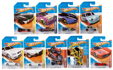HOT WHEELS BASIC CAR ASSORTMENT | HOT WHEELS | Toyworld Frankston