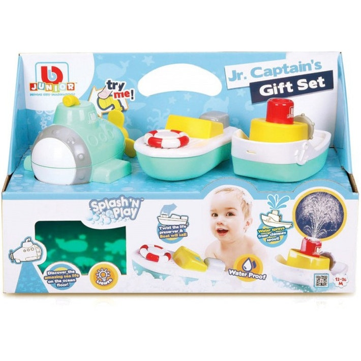 BBURAGO SPLASH-N-PLAY GIFT SET