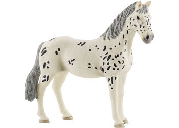 SCHLEICH - HORSE KNABSTRUPPER MARE | Toyworld Frankston | Toyworld Frankston