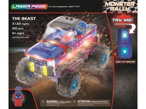 MONSTER RALLY THE BEAST