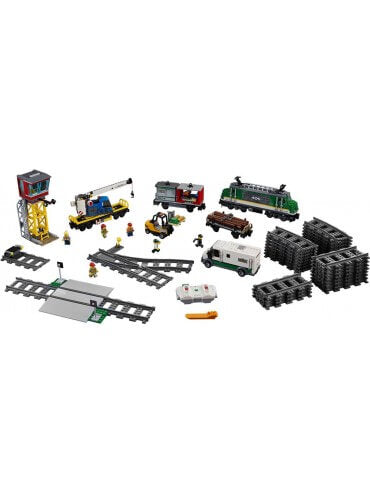 LEGO CITY CARGO TRAIN 60198 | LEGO | Toyworld Frankston