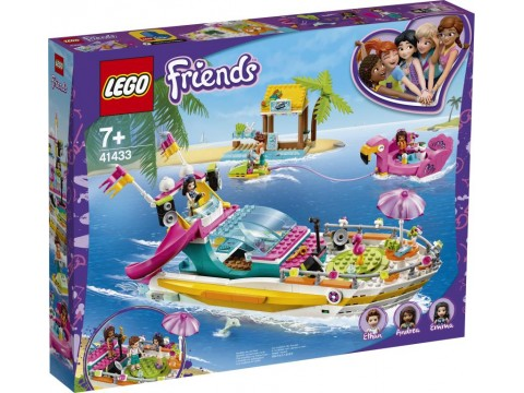 LEGO 41433 PARTY BOAT