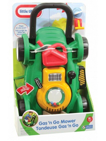 GAS MOWER | LITTLE TIKES | Toyworld Frankston