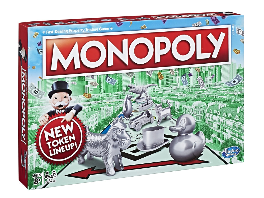 MONOPOLY CLASSIC | Toyworld Frankston | Toyworld Frankston