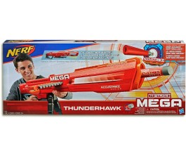 NERF MEGA THUNDERHAWK | NERF | Toyworld Frankston