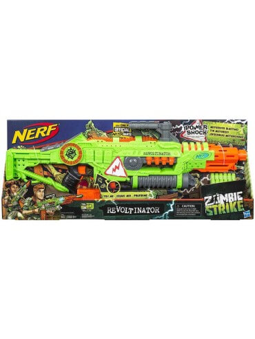 NERF ZOMBIE REVOLTINATOR | NERF | Toyworld Frankston