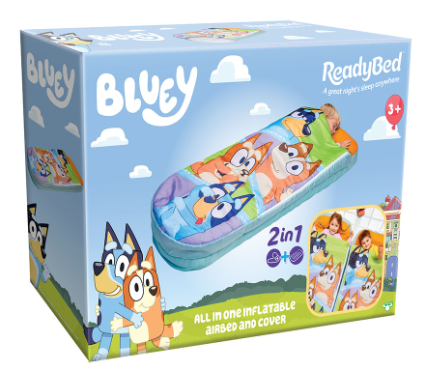 BLUEY READYBED JUNIOR