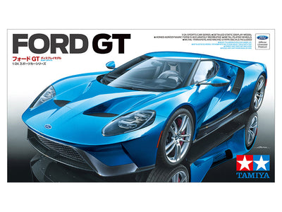 TAMIYA FORD GT 1:24 | TAMIYA | Toyworld Frankston