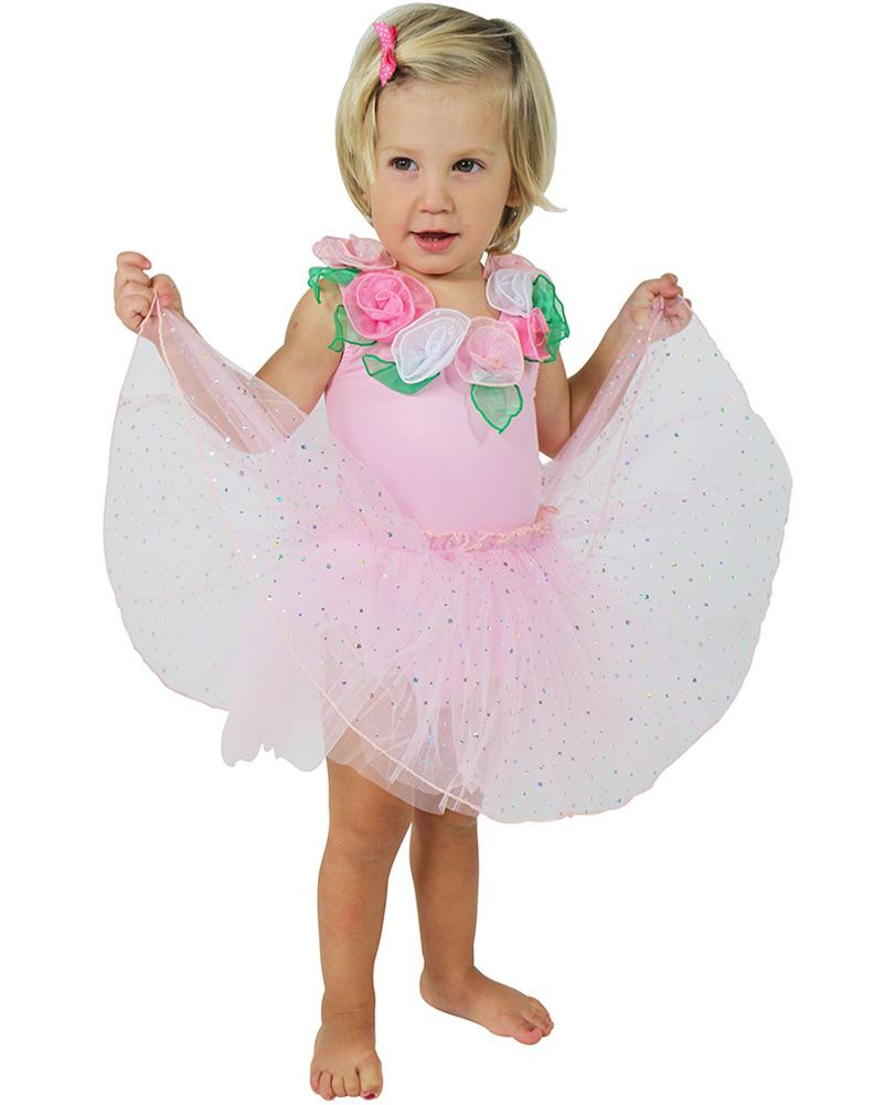FAIRY DUST DRESS - LIGHT PINK LARGE