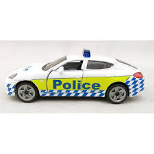 SIKU PORSCHE POLICE CAR | SIKU | Toyworld Frankston