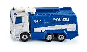 POLICE WATER CANNON | SIKU | Toyworld Frankston