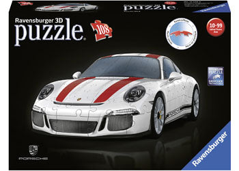 RAVENSBURGER - PORSCHE 911R 108PC | RAVENSBURGER | Toyworld Frankston