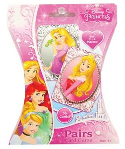 PAIRS DISNEY PRINCESS CARD GAME | DISNEY | Toyworld Frankston