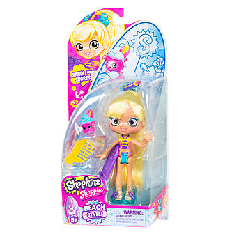 SHOPKINS SHOPPIES S7 BEACH STYLE