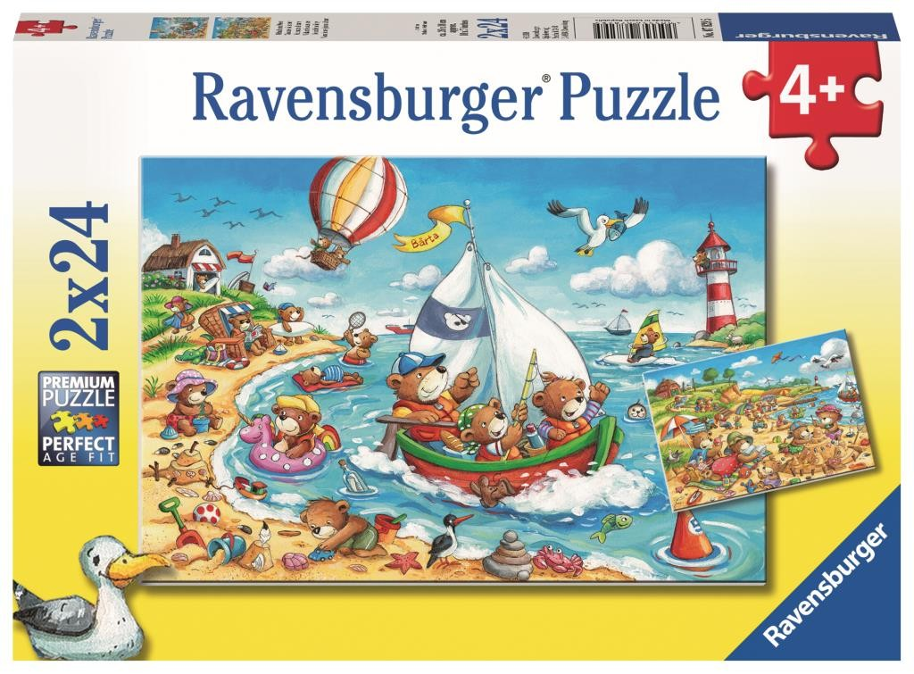 RBURG SEASIDE HOLIDAY PUZZLE
