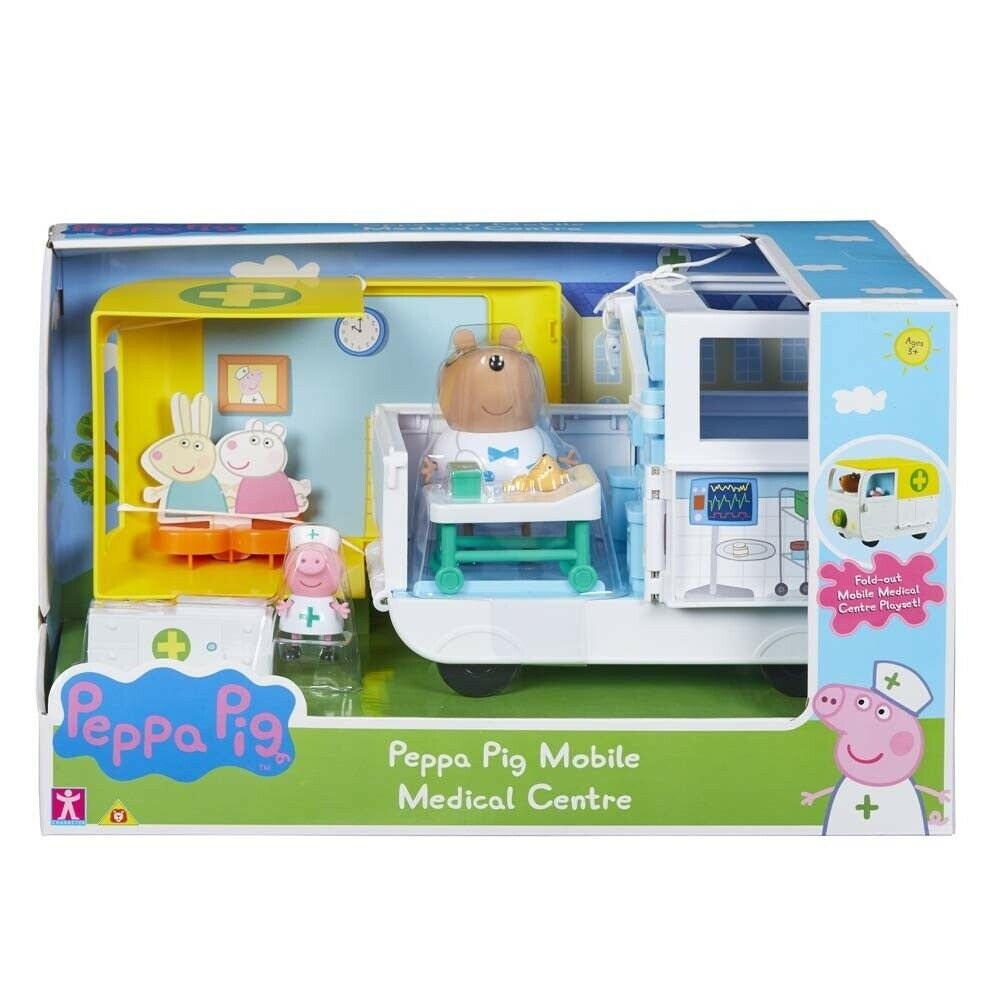 MEDICAL MOBILE CENTRE PLAYSET