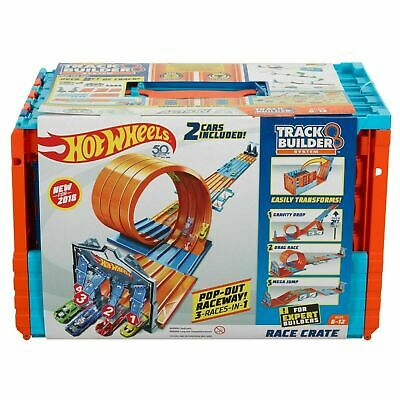HOT WHEELS RACE CRATE