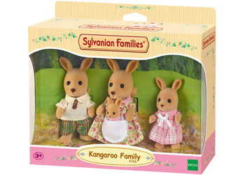 SF - KANGAROO FAMILY | SYLVANIAN FAMILIES | Toyworld Frankston