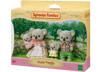 SF KOALA FAMILY | SYLVANIAN FAMILIES | Toyworld Frankston