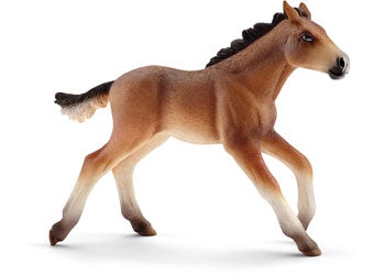SCHLEICH - MUSTANG FOAL - Toyworld Frankston