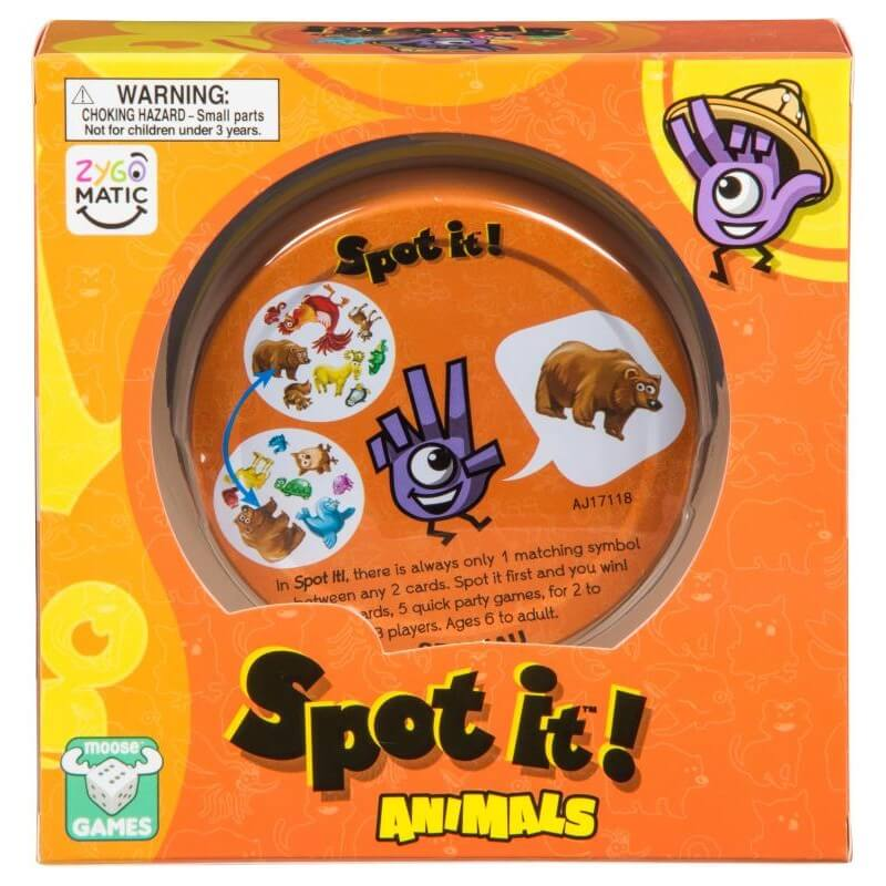 SPOT IT ANIMALS | Toyworld Frankston | Toyworld Frankston