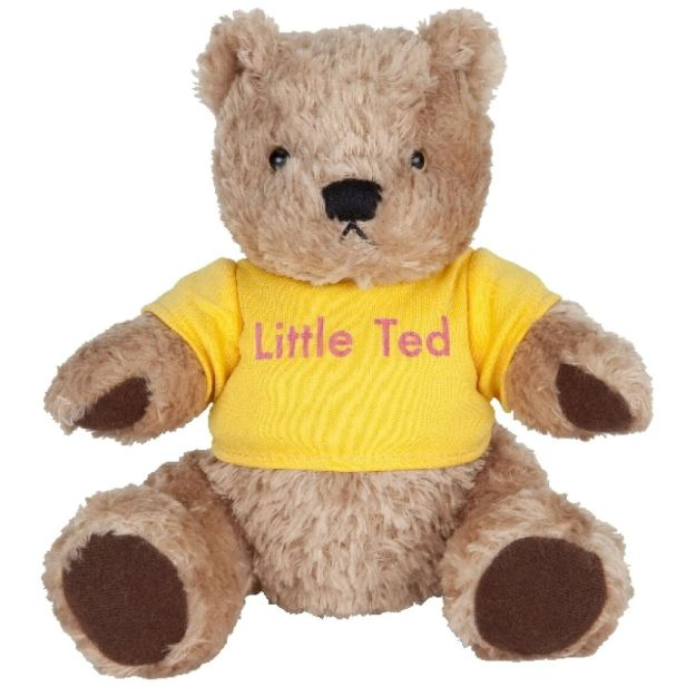 PLAY SCHOOL LITTLE TED PLUSH 22CM