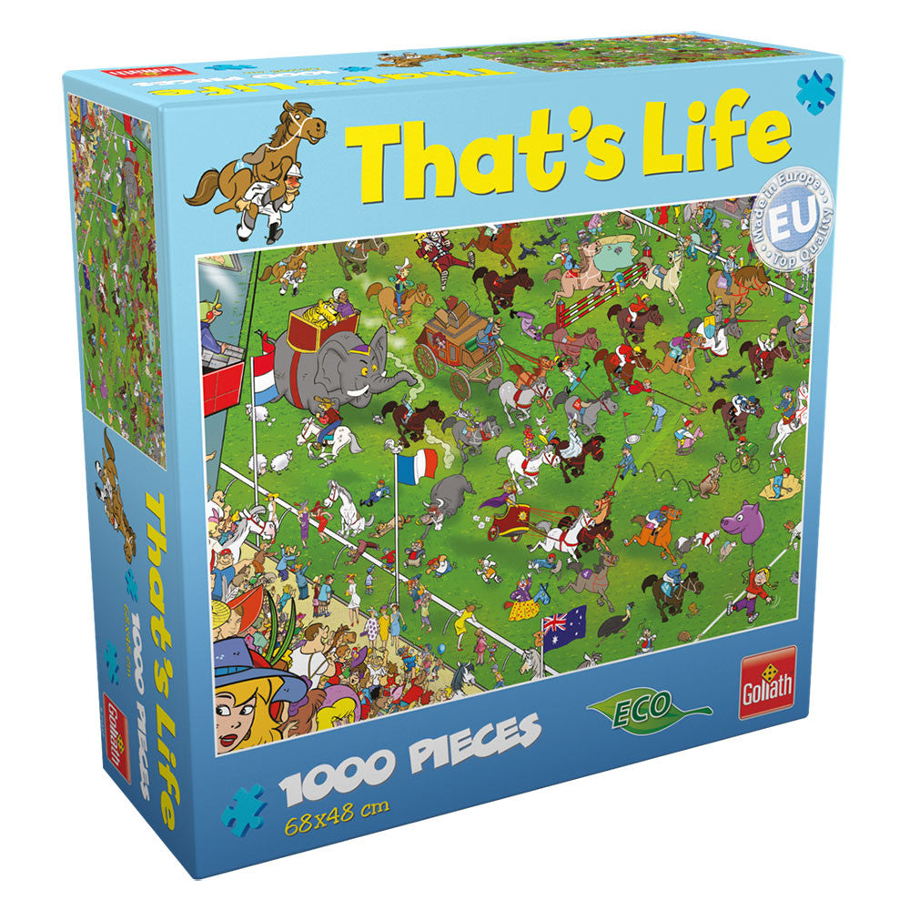 THATS LIFE - A DAY AT THE RACES | Toyworld Frankston | Toyworld Frankston