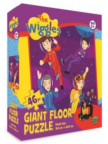 The Wiggles 46pc Floor Puzzle
