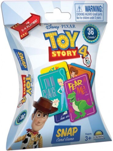 TOY STORY 4 SNAP CARD GAME | TOY STORY | Toyworld Frankston