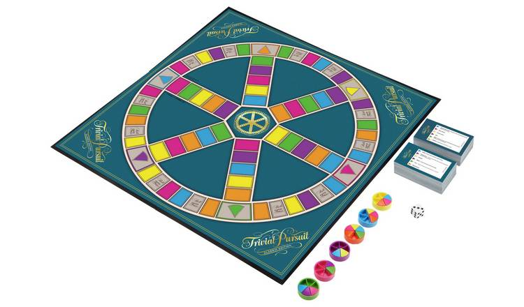 TRIVIAL PURSUIT | HASBRO GAMES | Toyworld Frankston