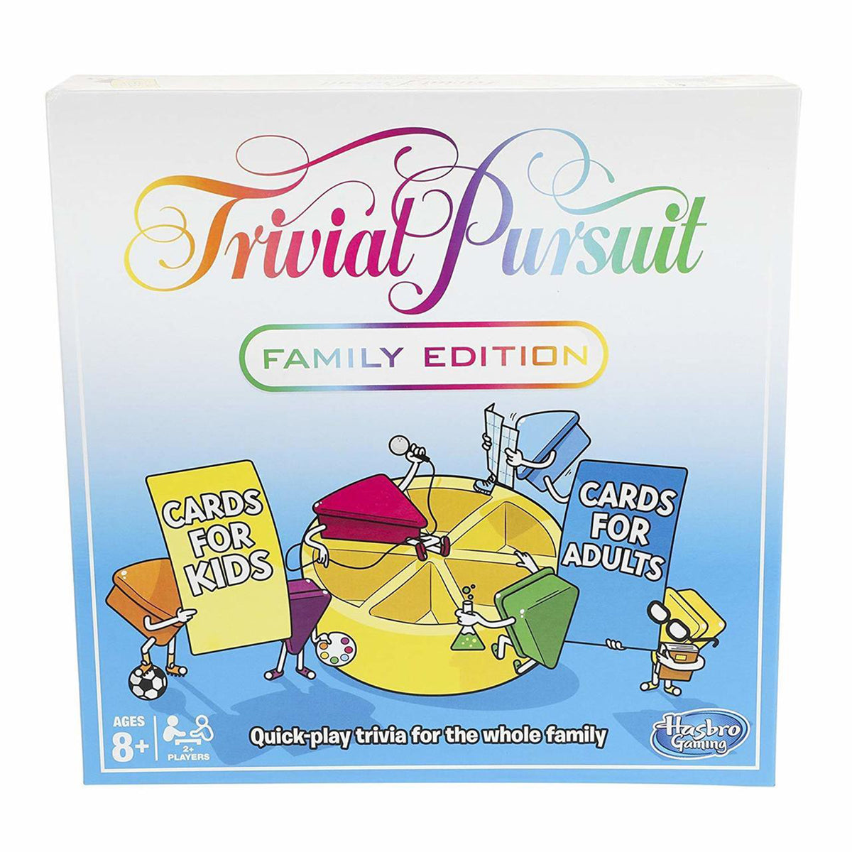 TRIVIAL PURSUIT FAMILY EDITION | Toyworld Frankston | Toyworld Frankston