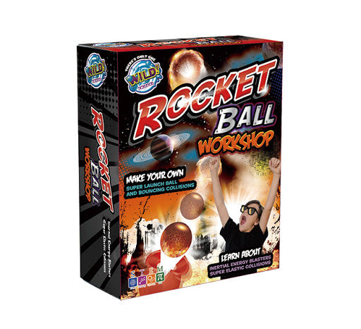 ROCKET BALL WORKSHOP