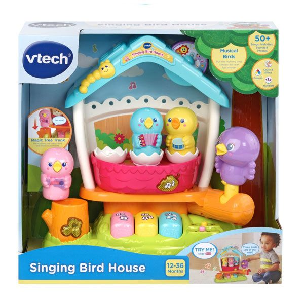 VTECH - SINGING BIRD HOUSE | VTECH | Toyworld Frankston