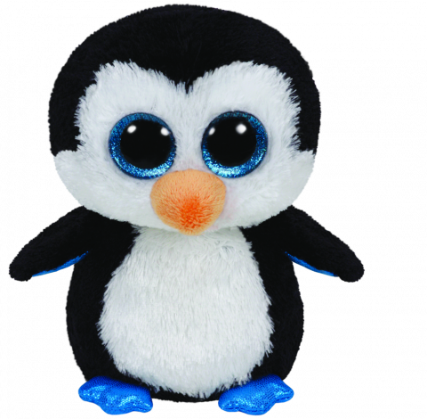 BEANIE BOO REG WADDLES PENGUIN | Toyworld Frankston | Toyworld Frankston